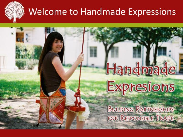 welcome to handmade expressions n.