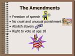 the amendments4