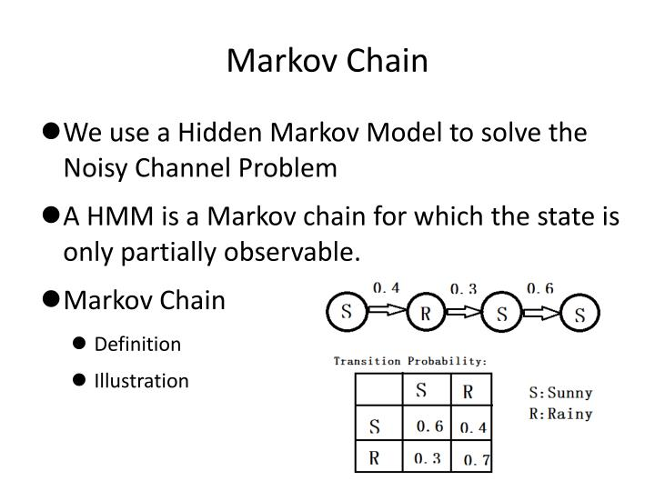 modelling of turns using hidden markov model 3 markov model state graphs markov chains have a generic information graph structure: just a linear chain x y z the more interesting aspect of how to build a markov model is deciding what states it cpg islands play an important role in tumors, which use them to turn off genes that block tumor growth.