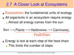 2 7 a closer look at ecosystems