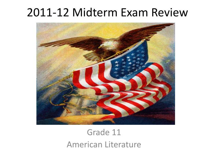 2011 12 midterm exam review n.