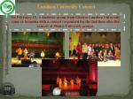 lanzhou university concert