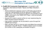 next steps esa participation to aip phase 21