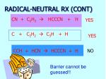 radical neutral rx cont