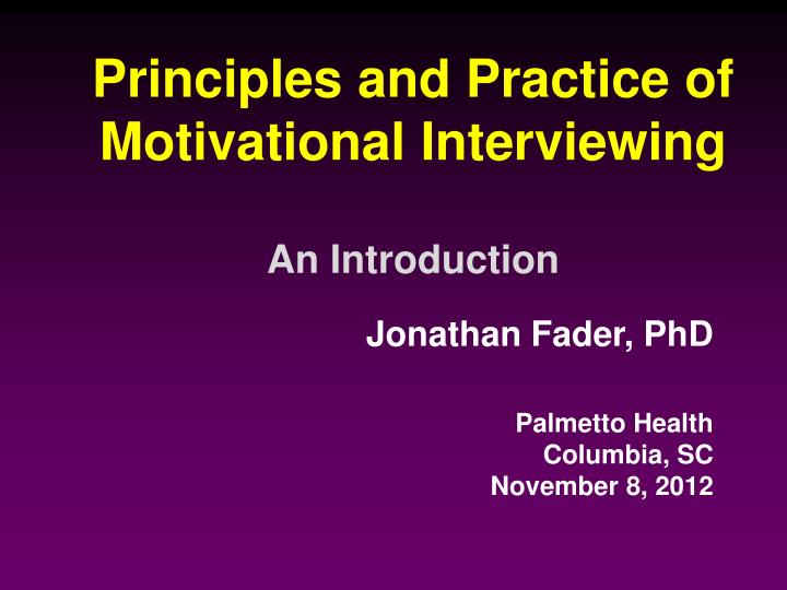 principles of motivational interviewing (the series price includes the 5 self-paced courses but not the live motivational interviewing practicum) course descriptions case management principles.