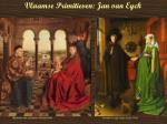 vlaamse primitieven jan van eyck