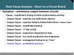 root cause analysis short on a circuit board9