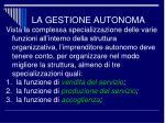 la gestione autonoma2