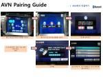 avn pairing guide 1 avn