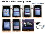 feature a300s pairing guide 1