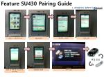 feature su430 pairing guide 1