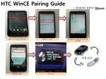 htc wince pairing guide 1