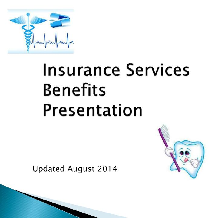 insurance services benefits presentation n.