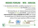redies forum rfa ariusa