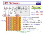 hpd electronics