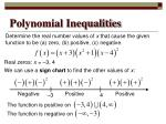 polynomial inequalities2