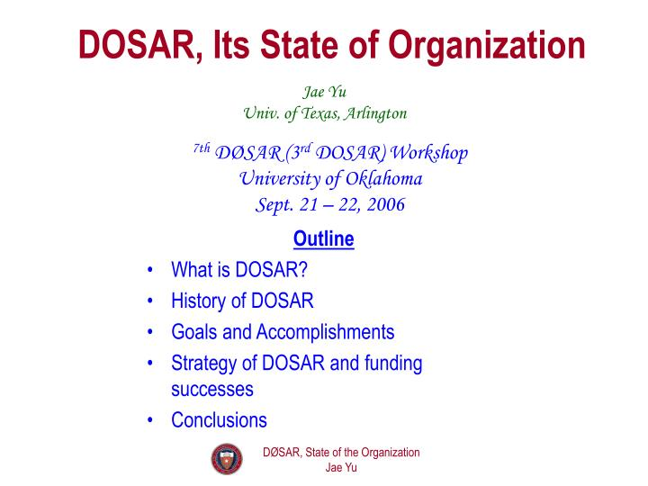 dosar its state of organization n.