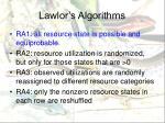 lawlor s algorithms2