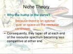 niche theory2