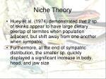 niche theory4