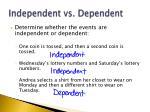 independent vs dependent2