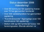 status desember 2006 videref ring