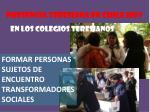 presencia teresiana en chile hoy18