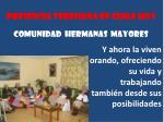 presencia teresiana en chile hoy7
