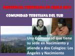 presencia teresiana en chile hoy8