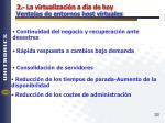 2 la virtualizaci n a d a de hoy ventajas de entornos host virtuales