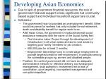 developing asian economies1