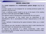 model analysis2