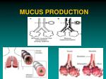 mucus production1