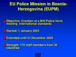eu police mission in bosnia herzegovina eupm