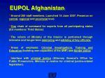 eupol afghanistan