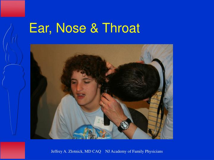 Ear, Nose & Throat