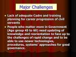 major challenges2