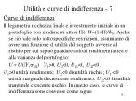 utilit e curve di indifferenza 7
