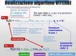 realizzazione algoritmo viterbi3