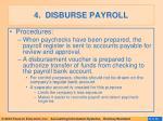 4 disburse payroll1