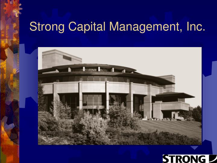 strong capital management inc n.