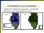 farmland as an investment1