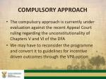 compulsory approach3
