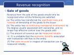 revenue recognition2