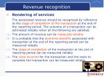 revenue recognition3