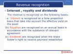 revenue recognition4