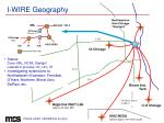 i wire geography