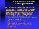 a situa o atual do banimento do amianto no brasil e no mundo2