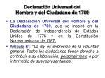 declaraci n universal del hombre y del ciudadano de 1789