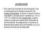 proteinoidi